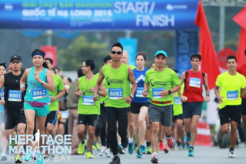 Ha Long Heritage Marathon (Ảnh: halongmarathon.com)