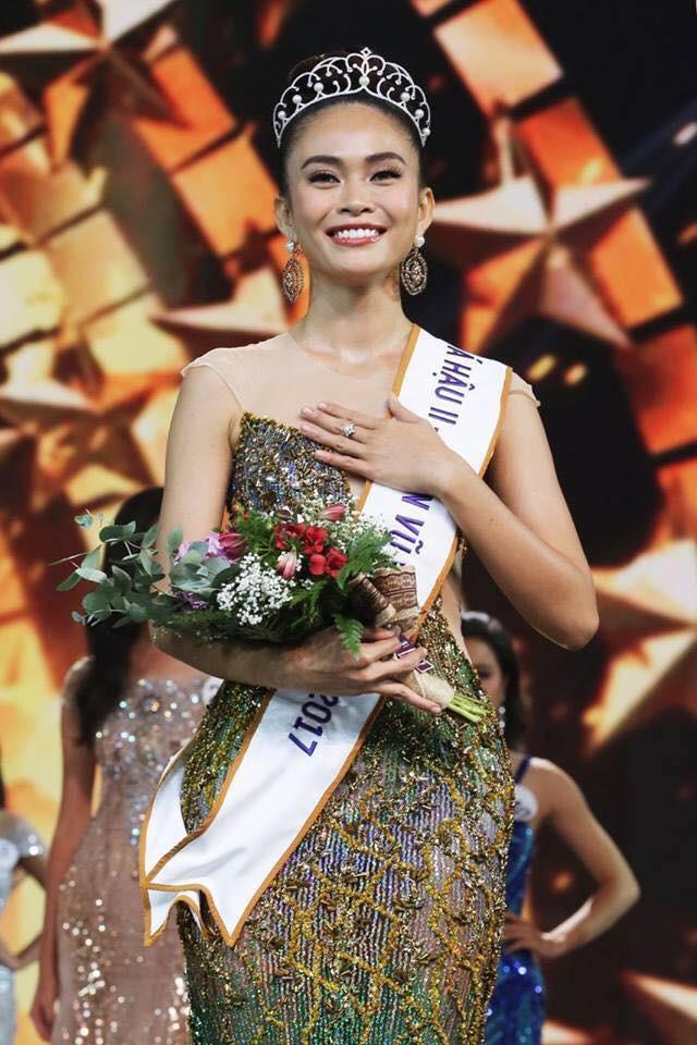 Á hậu 1 Hoa hậu hoàn vũ Mâu Thanh Thủy sẽ chạy cùng với Á hậu 1 Dương Tú Anh Hoa hậu Việt Nam tại HCMC Marathon 2018