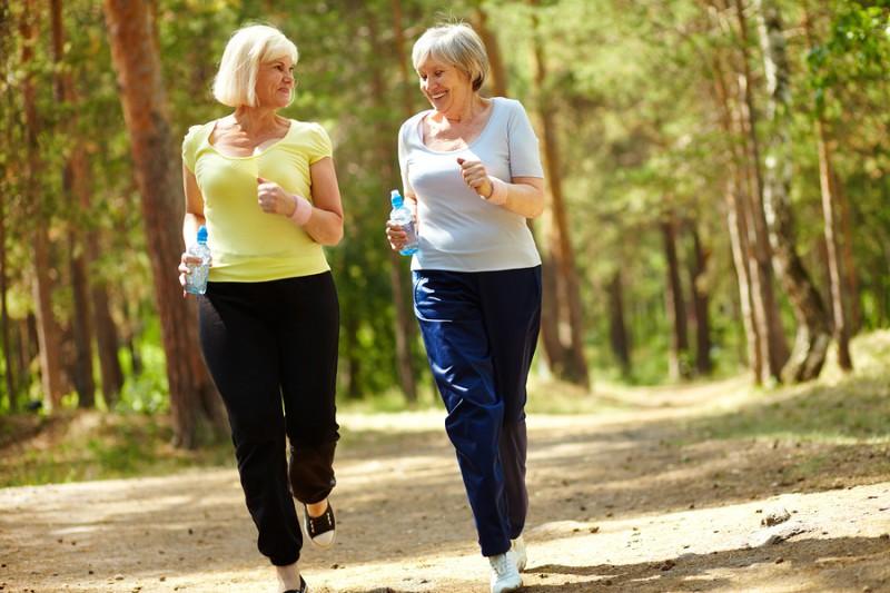 Chạy bộ giúp phái nữ giảm cân hiệu quả