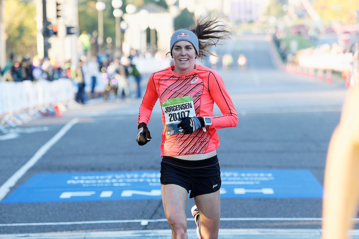 Gwen Jorgensen, ĐKVĐ ba môn phối hợp Olympic quyết định từ giã đường đua triathlon để chuyên tâm tập chạy marathon với mục tiêu giành HCV Olympic 2020
