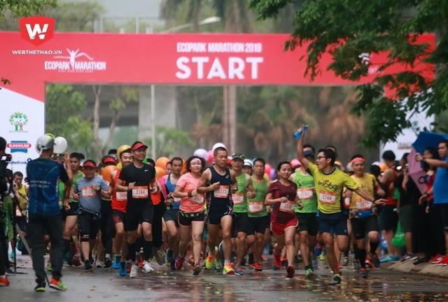 Thái Lan chạy marathon chậm nhất thế giới còn Việt Nam ở đâu?