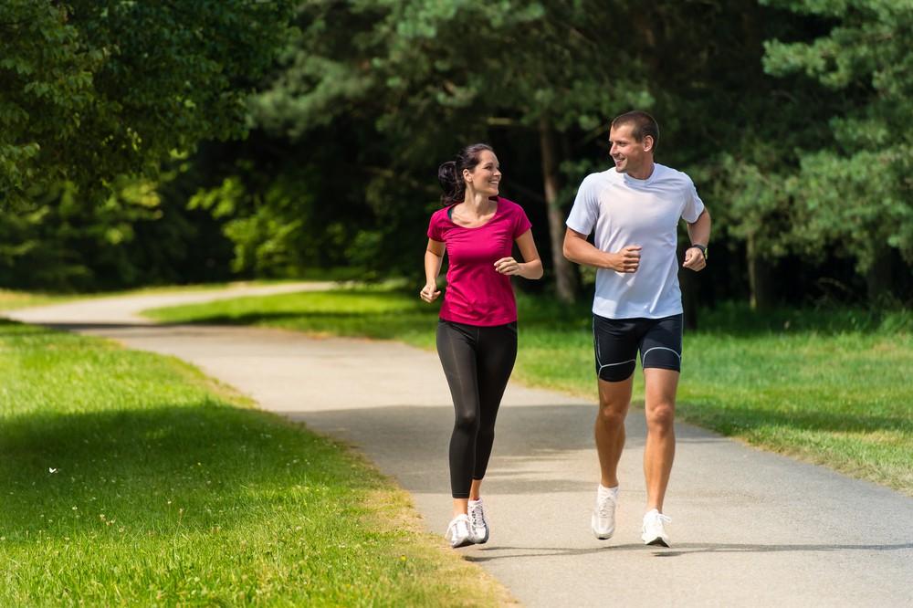 Chạy bộ thúc đẩy tâm trạng tích cực