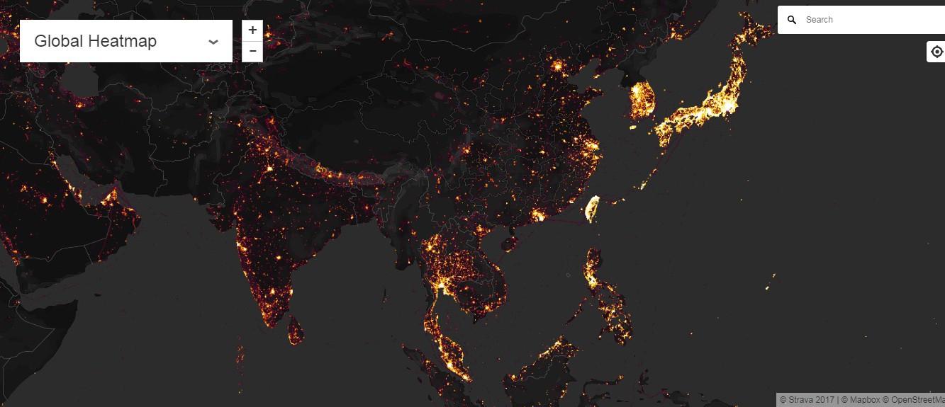Nhật Bản là quốc gia yêu chạy bộ nhất châu Á