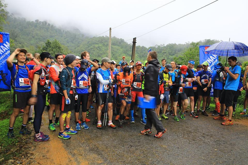 Vietnam Mountain Marathon qui tụ nhiều runner yêu thích chạy địa hình 3 miền (Ảnh: Quỳnh Anh | LDR)