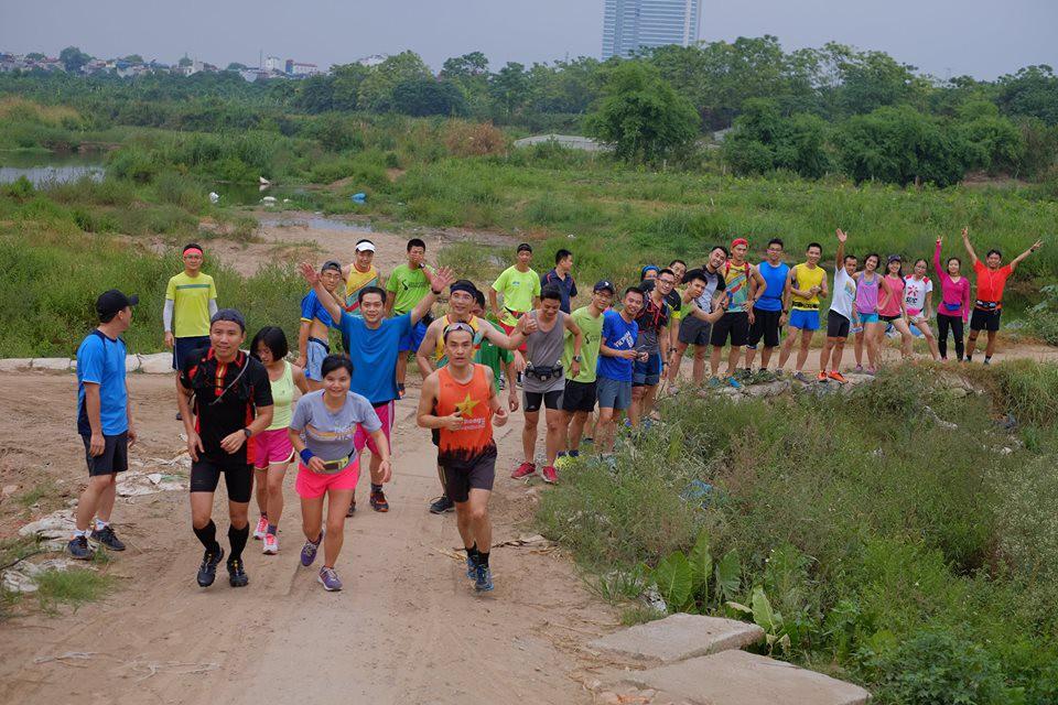 Chạy trail đang ngày càng được yêu thích trong bối cảnh phong trào chạy bộ đang phát triển (Ảnh: Nguyễn Tiến | LDR)