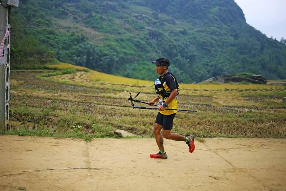 Hạng 4 100km nam Trần Duy Quang