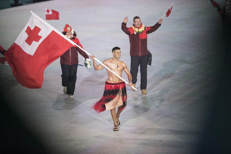 VĐV Tonga