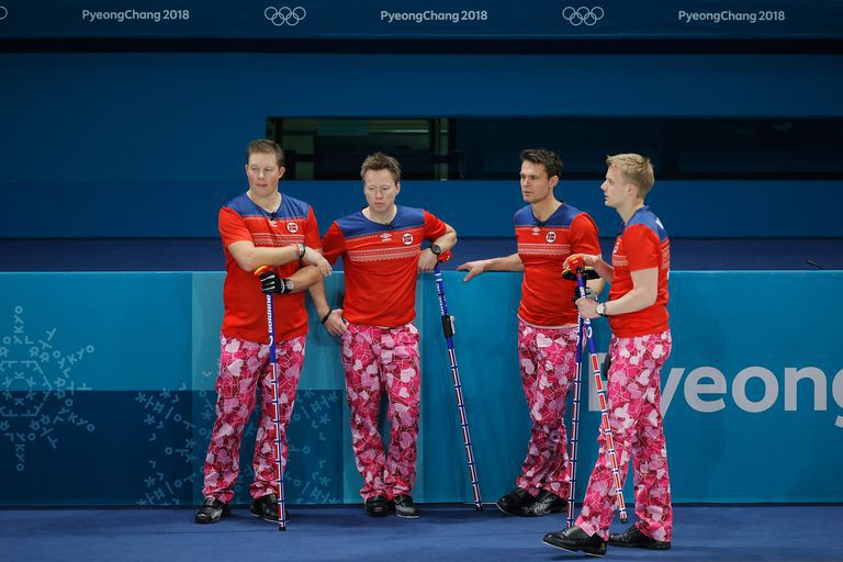 đội tuyển curling nam Nauy