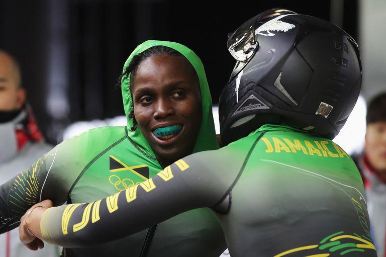 Đội tuyển bobsled nữ Jamaica
