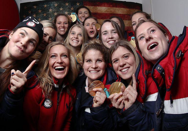 Đội tuyển hockey nữ Mỹ