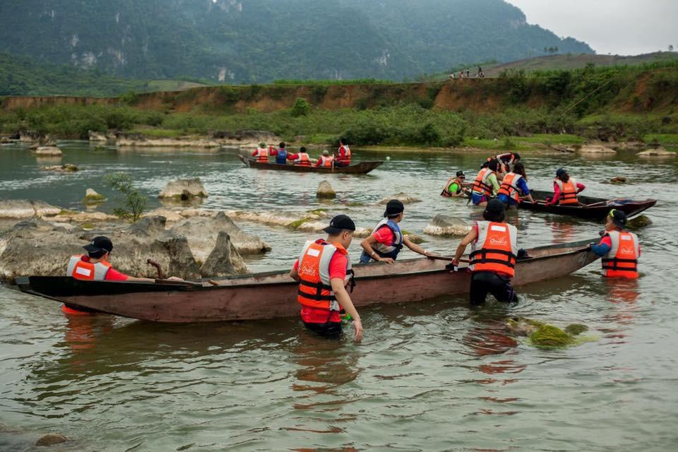 Tú Làn Adventure Race 2019 - Cuộc đua mạo hiểm độc nhất vô nhị giữa vùng rốn lũ