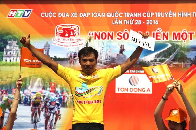 Nguyễn Trường Tài lần thứ hai mặc Áo vàng ở Nha Trang