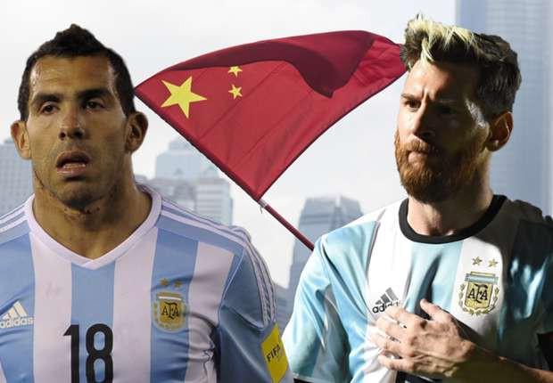 Bao Gi U1edd Messi M U1eafc B U1eaby U201cthi U00ean U0111 U01b0 U1eddng U201d Trung Qu U1ed1c