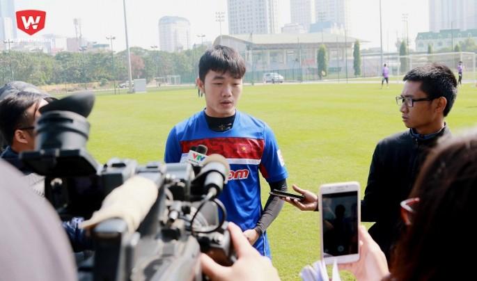 Tương lai của Lương Xuân Trường sẽ được quyết định sau VCK U23 Châu Á. Hình Ảnh: Trung Thu