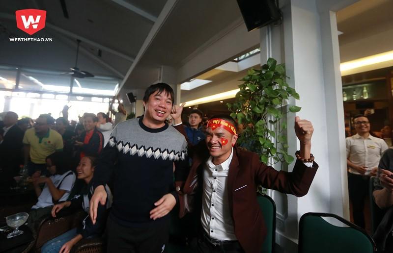 Và tất cả đều mơ về một chiến thắng cho thầy trò HLV Park Hang Seo.