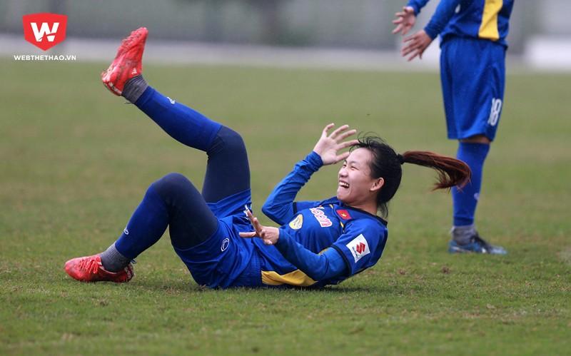 Các chân sút luôn thể hiện sự phấn khích một cách vô cùng mạnh mẽ...