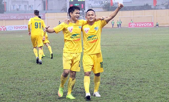 Những cầu thủ gốc Thanh Hóa luôn được yêu mến tại đội bóng này