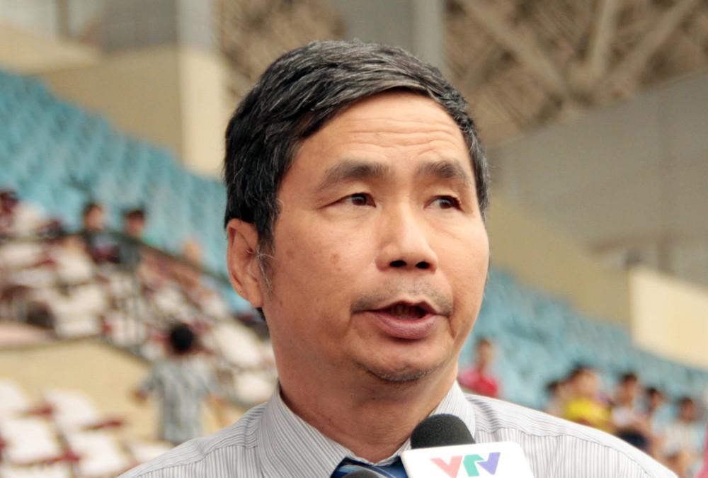 Phó tổng thư ký VFF Dương Nghiệp Khôi chia sẻ nhiều khó khăn của bóng đá nữ VN