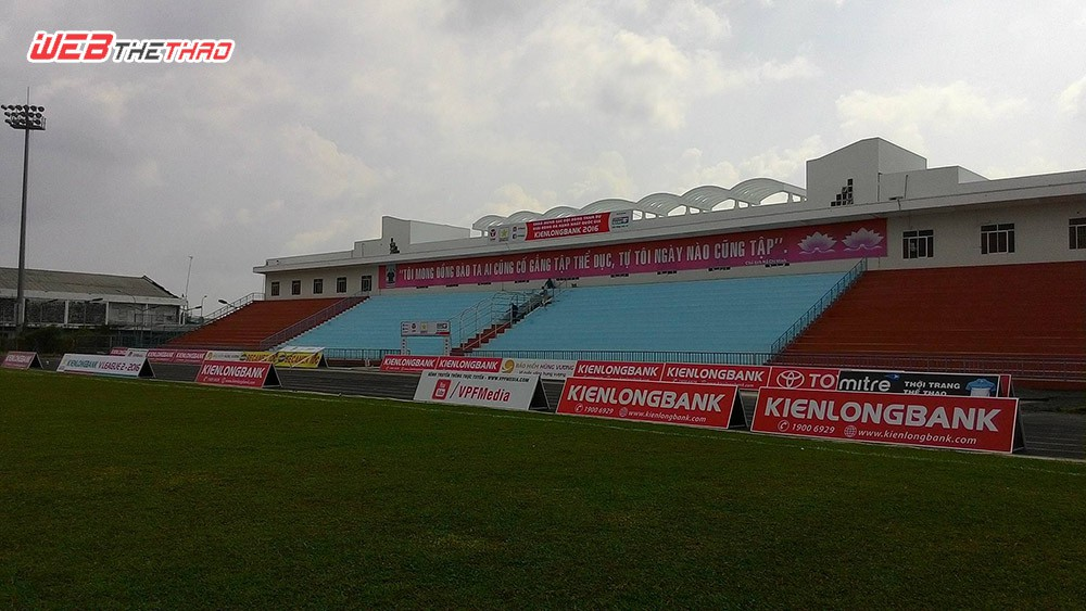 SVĐ Cà Mau đã sẵn sàng cho trận đấu ra mắt khán giả nhà của thầy trò HLV Trần Công Minh.