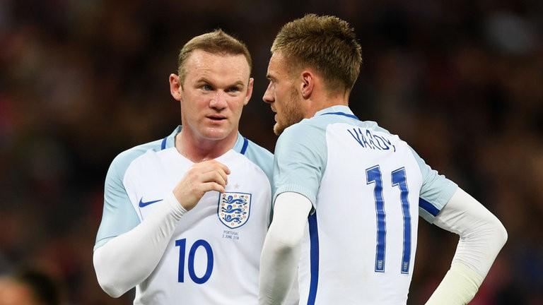 Có Rooney đồng nghĩa sẽ không có Vardy