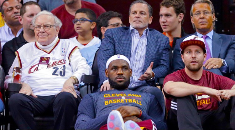 Tin NBA ngày 25/1: Có lí do hợp lý để Gilbert không muốn tiếp tục đầu tư cho Cavaliers.