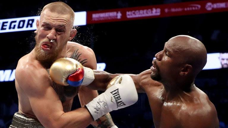 Kết quả Mayweather-McGregor: Chiến thắng thứ 50 cho Mayweather!