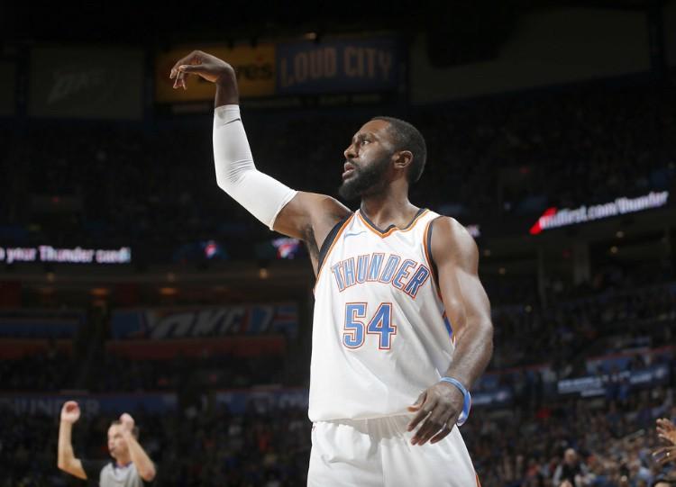 Tin NBA ngày 1/1: Patterson vừa chuyển tới OKC trong hè vừa qua.