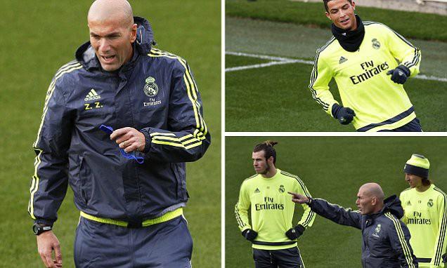 Zidane sẽ rất đáng gờm