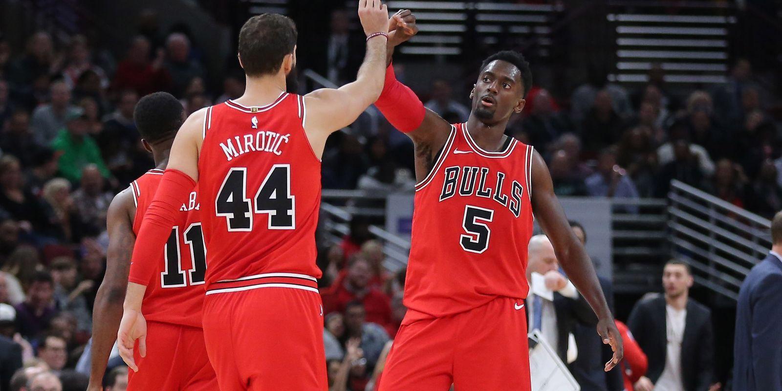 Tin NBA ngày 3/1: Bình thường hóa quan hệ không có nghĩa Mirotic sẽ nói chuyện nhiều hơn với Portis.