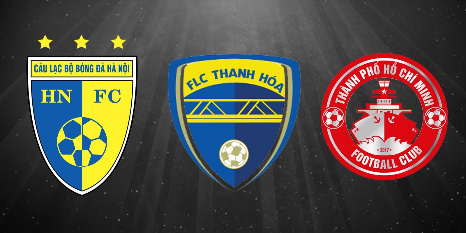 CLB TPHCM có thể cùng Hà Nội FC và CLB TPHCM tạo nên thế trận chân kiềng ở V.League 2018.