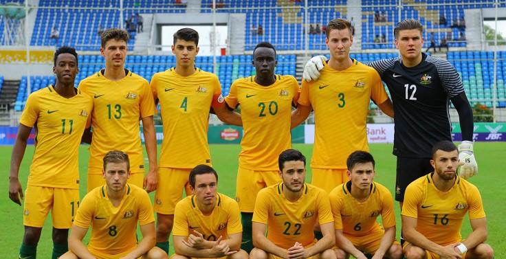 Thomas Deng (số 20) cho rằng U23 Australia có một đội hình rất tốt và chắc chắn sẽ không lặp lại thành tích buồn cách đây 2 năm.