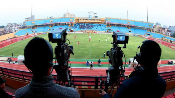 Vấn đề bản quyền truyền hình V.League 2018 đang nóng lên khi mùa giải mới chỉ còn 3 ngày nữa là khởi tranh.