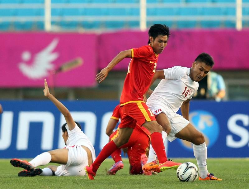 Chiến thắng 4-1 trước Olympic Iran là một trong số những trận đấu cảm xúc nhất dưới thời HLV Toshiya Miura.