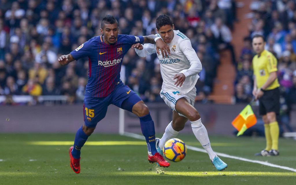 Hình ảnh: tân binh Paulinho có đóng góp lớn cho Barca
