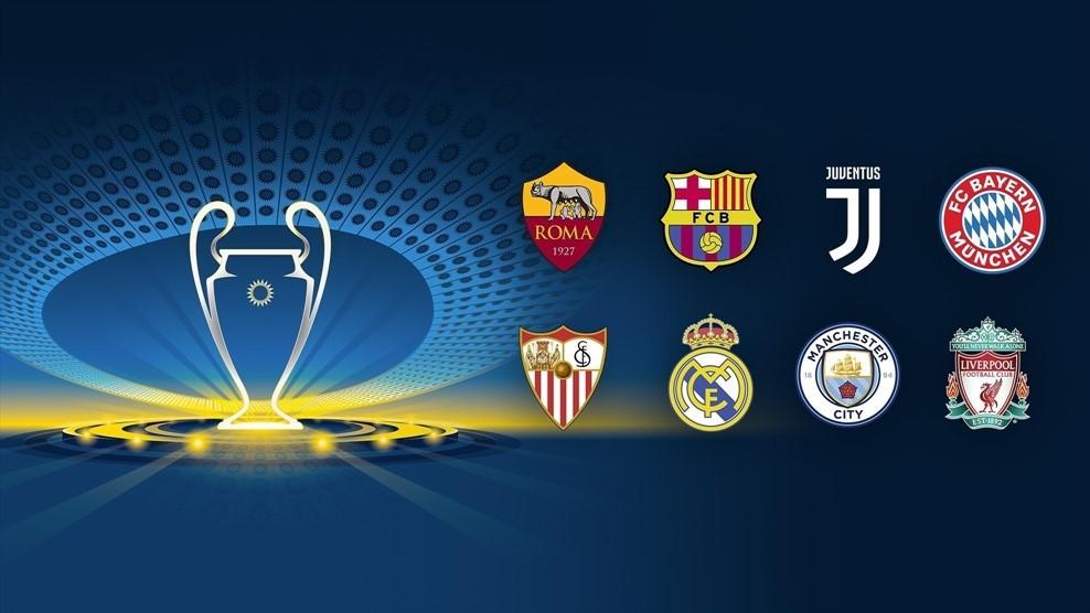 Hình ảnh: Tây Ban Nha có 3 đại diện ở tứ kết Champions League