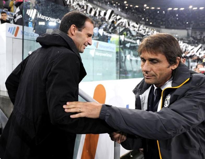 Hình ảnh: Conte rời Juventus do bất đồng về chuyển nhượng