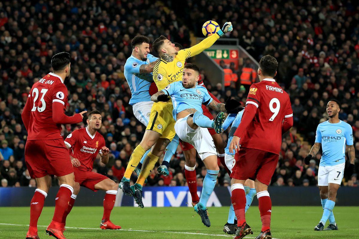 Hình ảnh: Liverpool đánh bại Man City 4-3