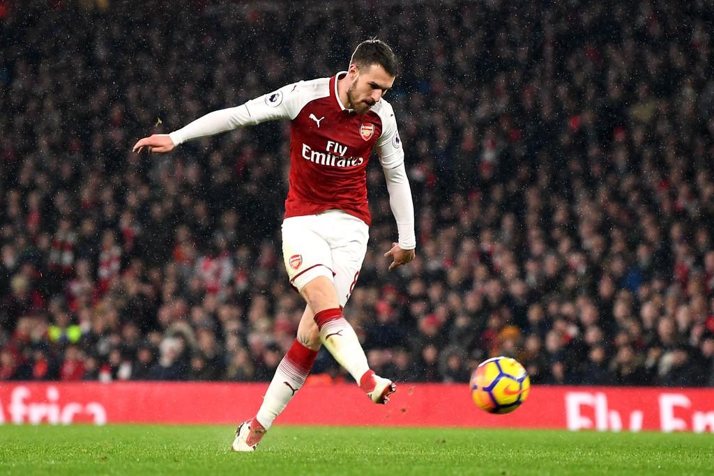 Hình ảnh: Ramsey chỉ còn hơn 1 năm hợp đồng