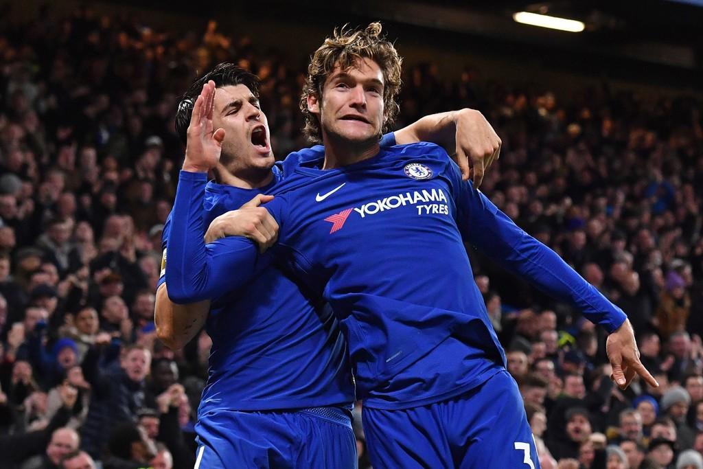 Hình ảnh: Các cầu thủ Tây Ban Nha ghi dấu ấn lớn cho Chelsea bằng số bàn thắng