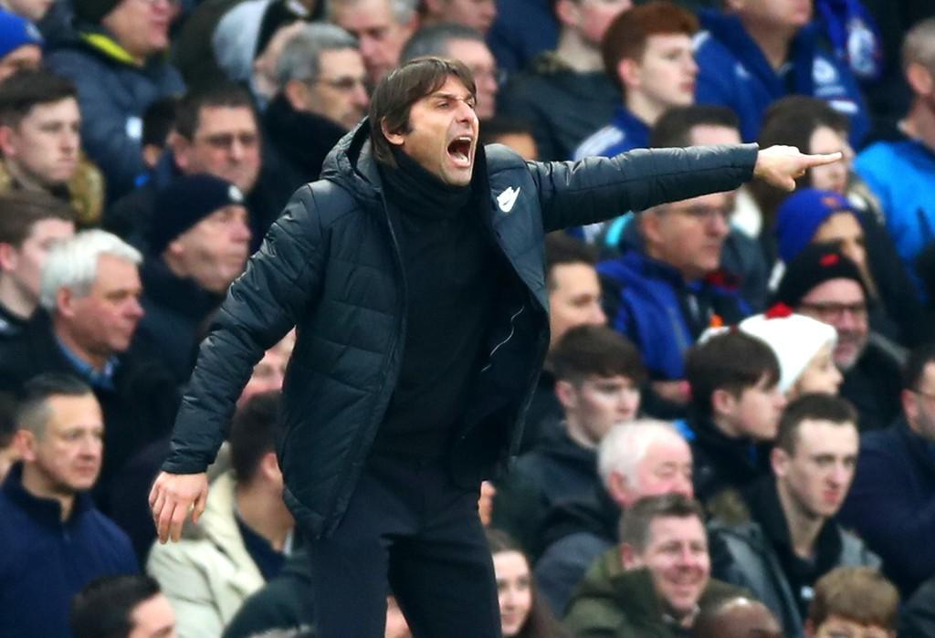 Hình ảnh: Conte có nguy cơ rời Chelsea vào cuối mùa