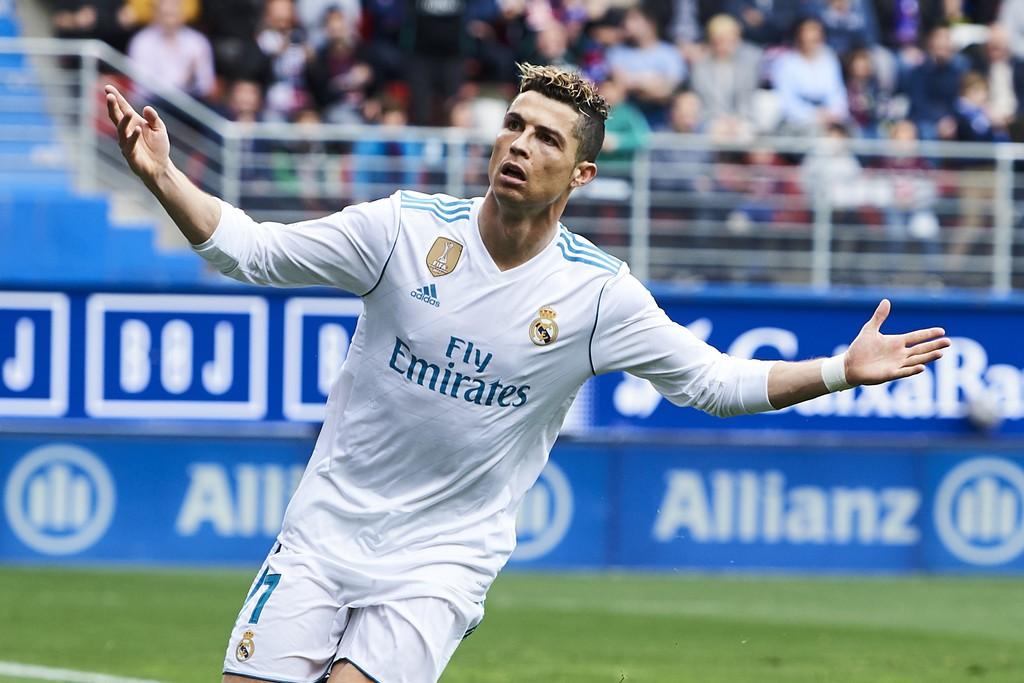 Hình ảnh: Ronaldo ghi 75,75% số bàn mùa này trong vòng cấm