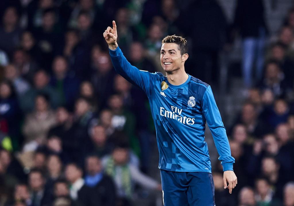 Hình ảnh: Ronaldo ghi 12 bàn trong 7 trận gần đây