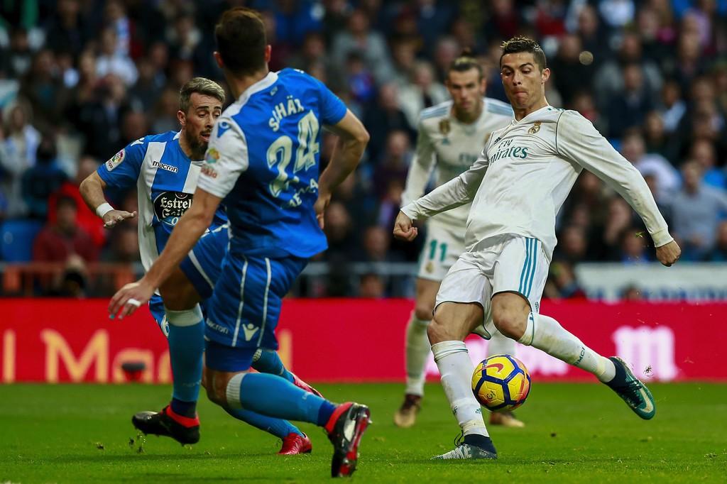 Hình ảnh: Ronaldo từng ghi 13 bàn trước Valencia