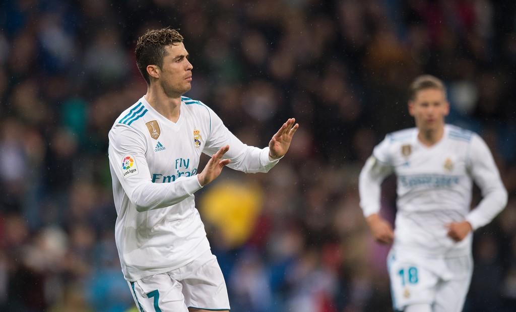 Hình ảnh: Ronaldo trở lại sung mãn sau khi nghỉ 2 trong 3 trận gần đây