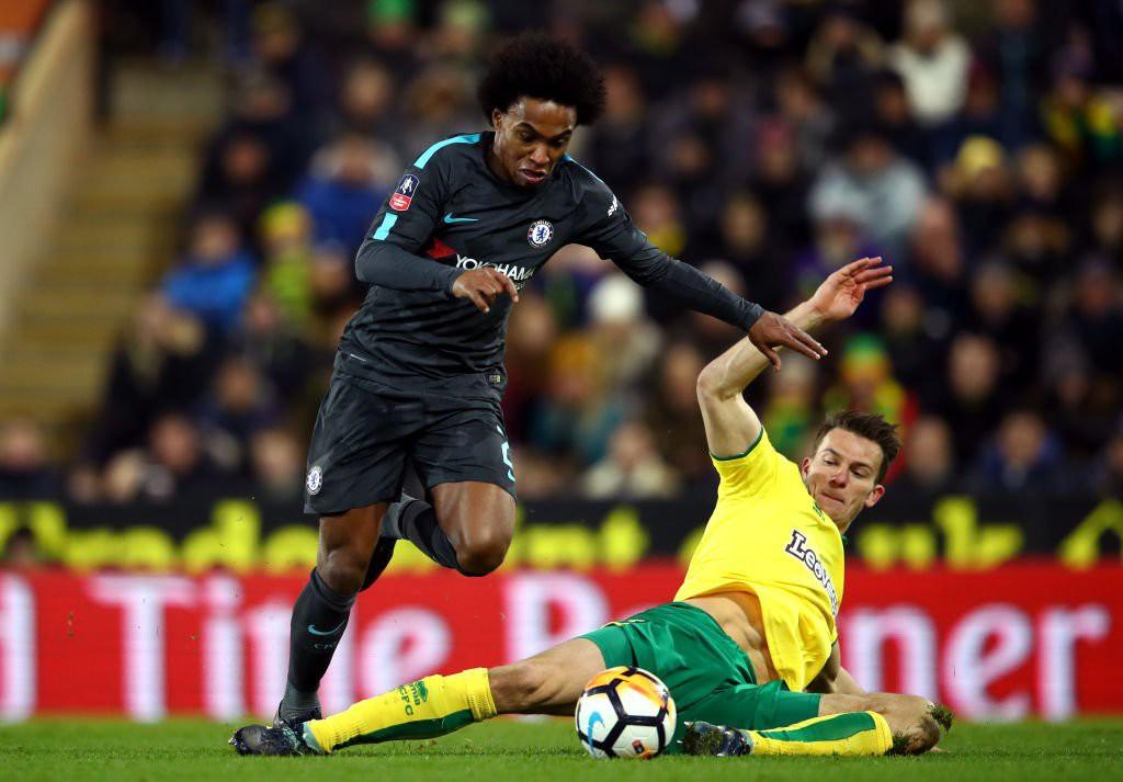 Hình ảnh: Chelsea hòa không bàn thắng và phải đá lại