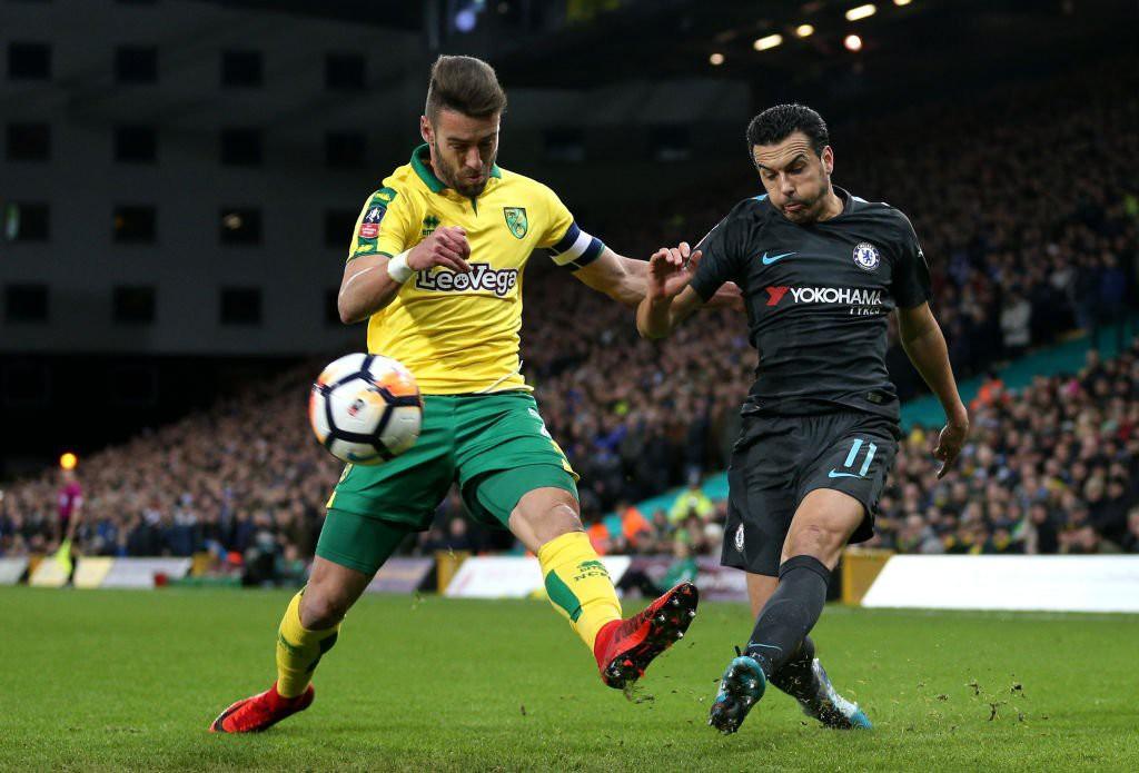 Hình ảnh: Chelsea bất lực trong việc ghi bàn