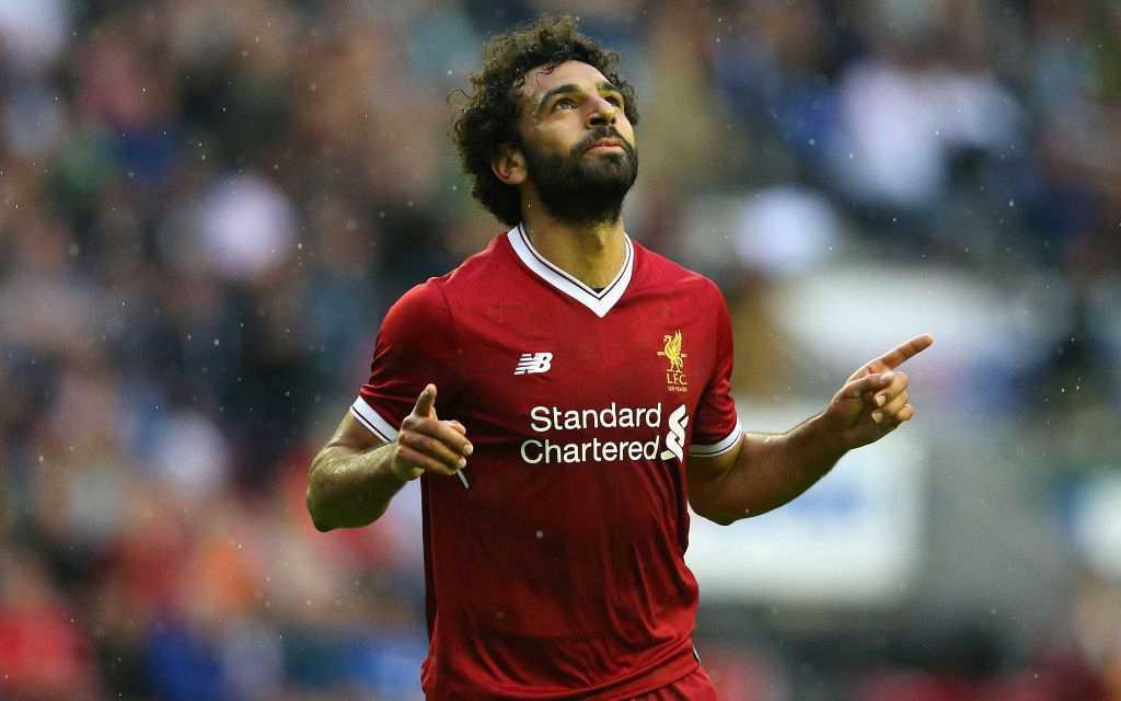 Hình ảnh: Salah có bàn thắng thứ 18 tại Premier League mùa này