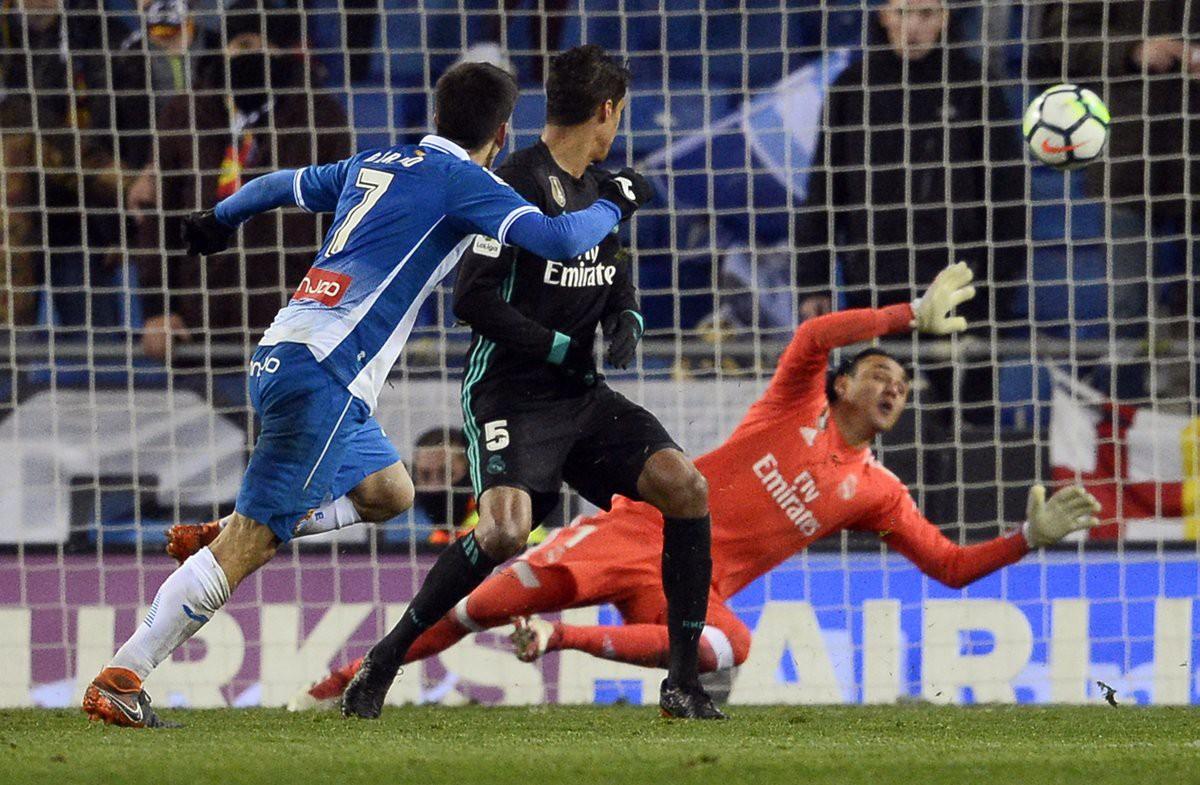 Hình ảnh: Espanyol rất lợi hại trên sân nhà