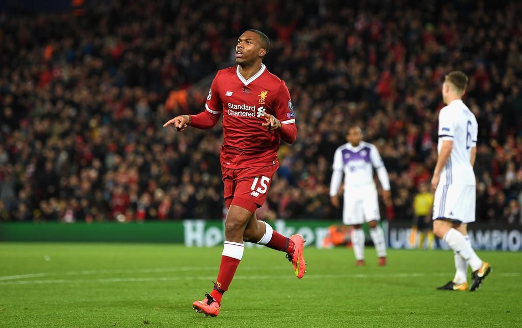 Hình ảnh: Sturridge có thể được Liverpool cho mượn