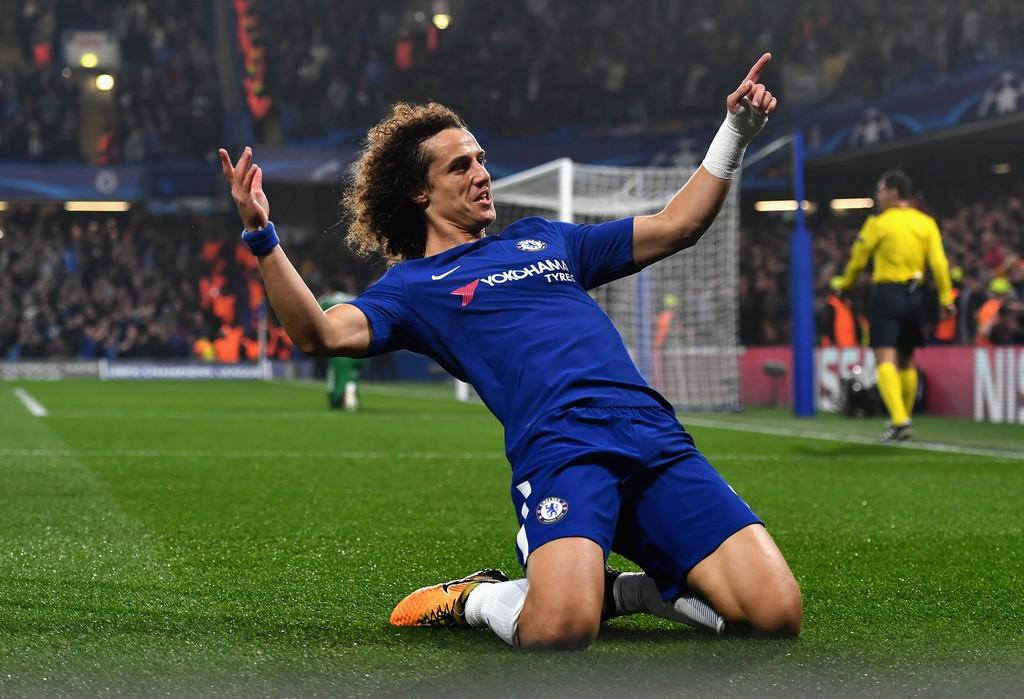 Hình ảnh: David Luiz sắp trở lại thi đấu